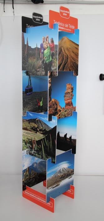 Material PLV Exinte Tenerife