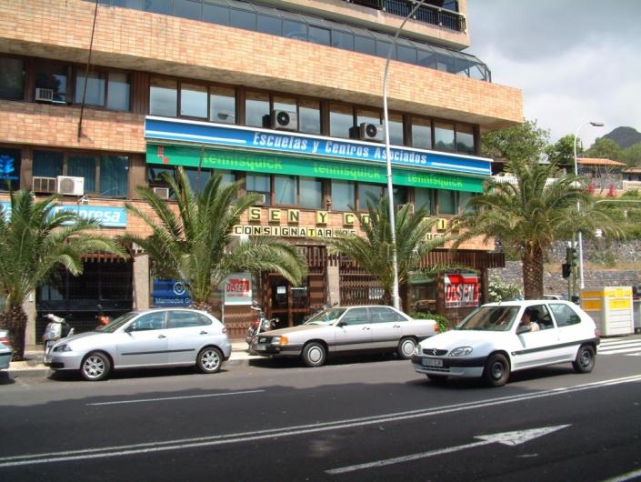 Rótulos y luminosos Exinte Tenerife