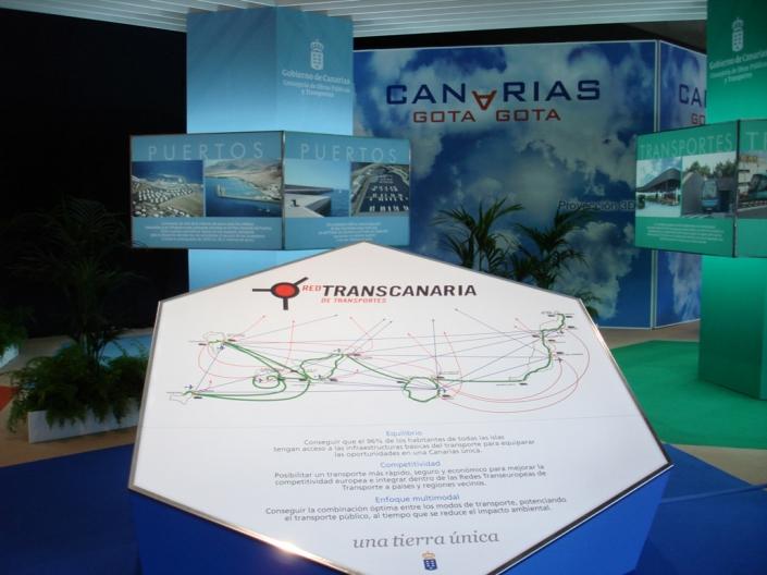 Stands y eventos Exinte Tenerife
